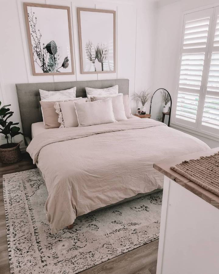 How To Design A Functional And Relaxing Small Bedroom