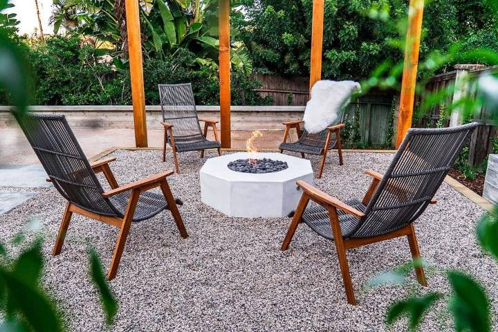 Transform Your Summer with a Modern Fire Pit