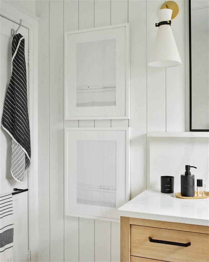hidden storage ideas in the bathroom 2